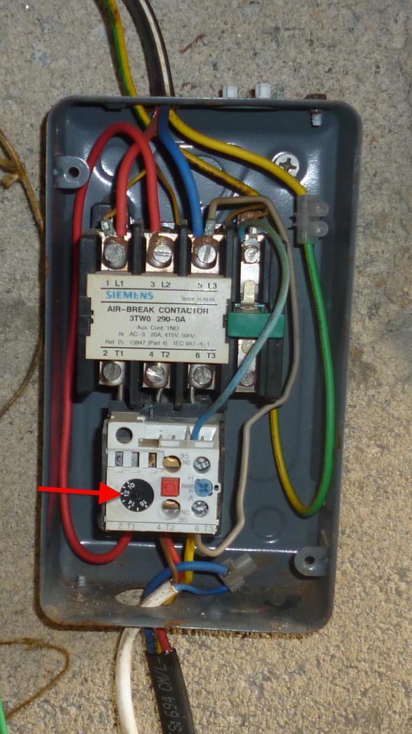 Erdung der Brunnenpumpe - Wassertechnik und Druckschalter ...