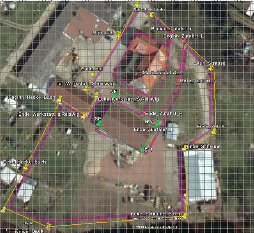 Gartenbewasserung Planen Skizze Inside Ca 3500qm