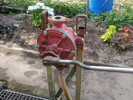 Allweiler  Pumpe, Ansicht 3