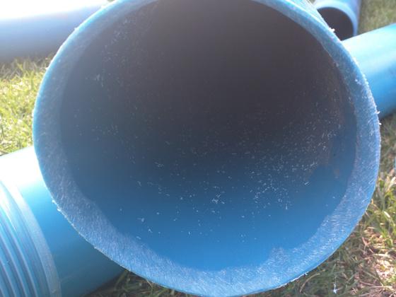 Sumpfrohr unten angefast