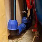 Druckschalter nicht in der Brunnenstube installieren