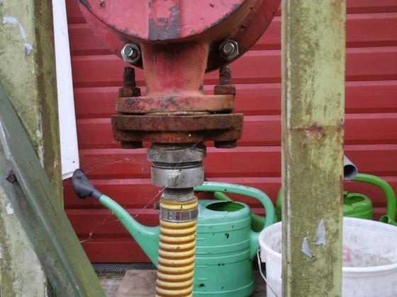 Allweiler  Pumpe, Ansicht 2